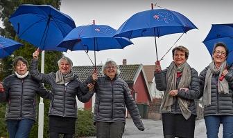Kjære medlemmer av Nøtterø Sanitetsforening