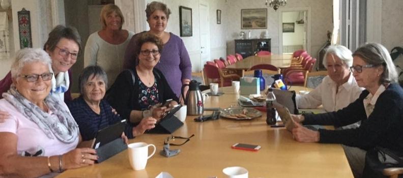 21.08.2018 Vi gleder oss til kos og hygge med Senior Dato og samtaler tvers på Breidablikk mellom 12:00-14:00 hver tirsdag