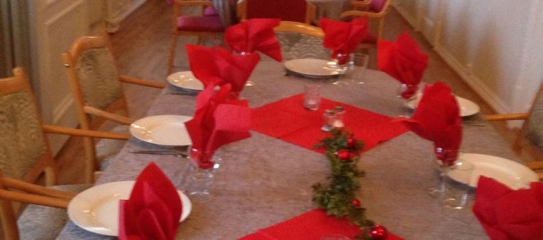 Juleavslutning på Breidablikk 10.12 kl 1800