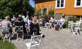 Kåseri om Prestrud Gård før og nå – onsdag 25. oktober kl. 18:00 på Breidablikk. Alle er hjertelig velkommen