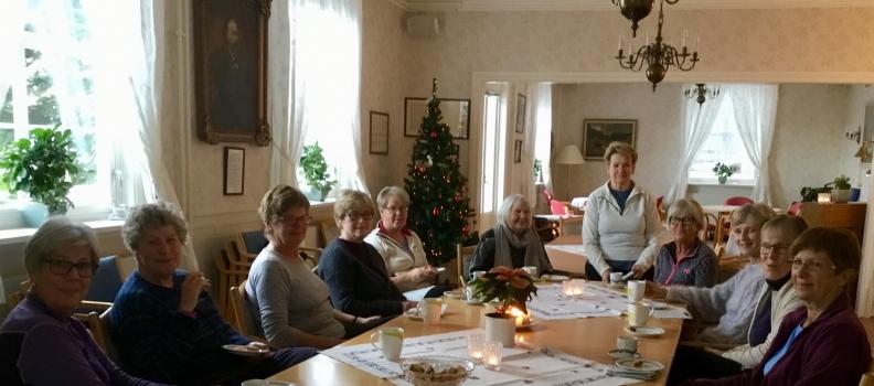 En julehilsen fra Nøtterø Sanitet